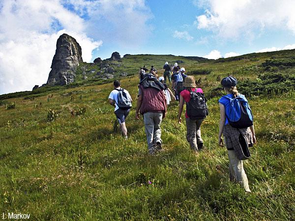 Kontakt Prezentacija planinarskih društava iz okolice u sklopu Europskog tjedna mobilnosti
